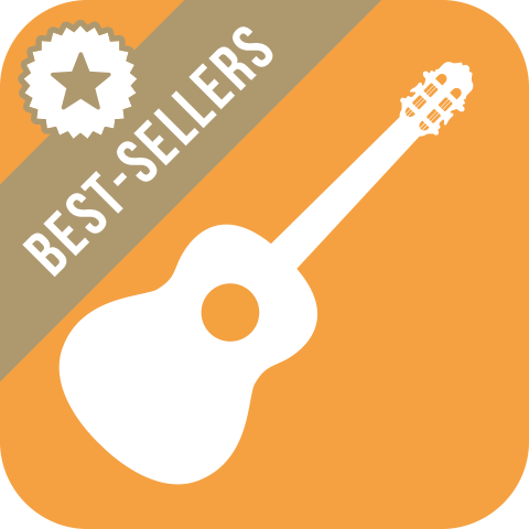 BEST-SELLERS partitions Guitare