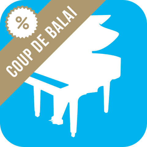 Coup de balai partitions Piano 2 mains
