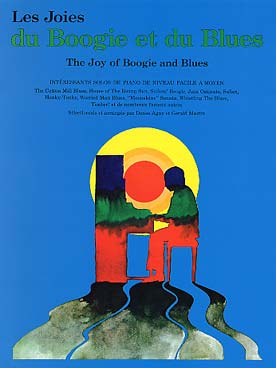 Illustration joy of boogie & blues vol 1 (francais)