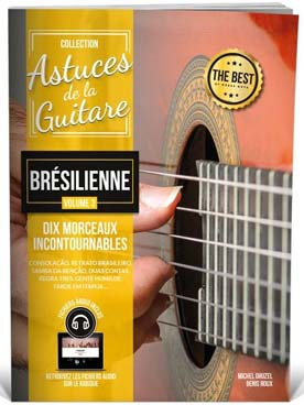 Illustration astuces guitare bresilienne vol 3