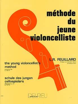 diam violoncelle m thodes tudes feuillard methode jeune violoncelliste. Black Bedroom Furniture Sets. Home Design Ideas