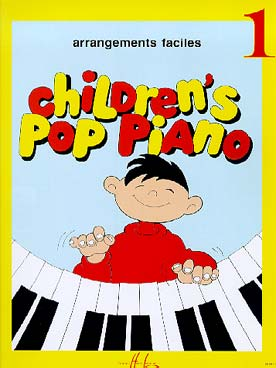 Illustration children's pop piano vol. 1