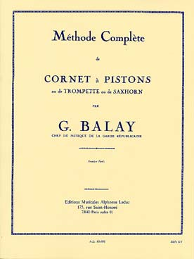 Illustration balay methode complete vol. 1