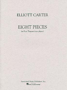 Illustration carter eight pieces