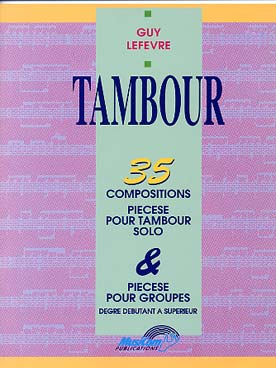 Illustration lefevre le tambour, 35 compositions