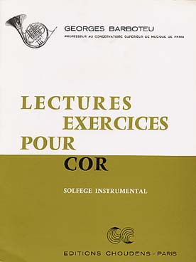 Illustration barboteu lectures et exercices