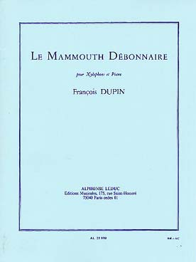 Illustration dupin mammouth debonnaire (le)