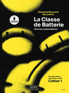 Illustration boursault/lefevre classe batterie vol. 1