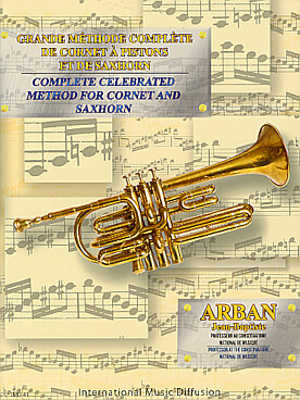 Illustration arban methode (in) complete