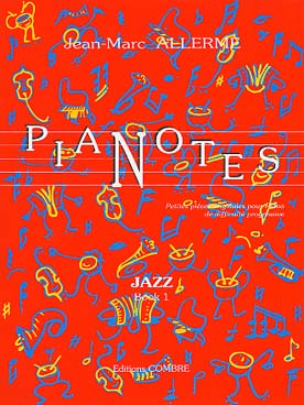 Illustration allerme jm pianotes jazz vol. 1