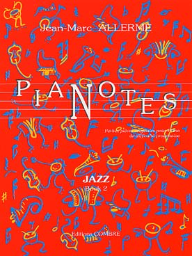 Illustration allerme jm pianotes jazz vol. 2
