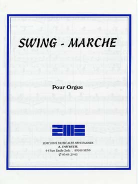 Illustration boutin swing marche