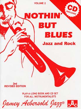 Illustration aebersold vol.  2 : nothing but blues