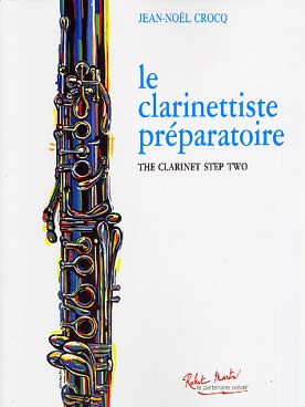 Illustration crocq le clarinettiste  preparatoire