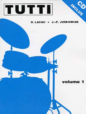 Illustration juskowiak/lacau tutti avec cd vol. 1