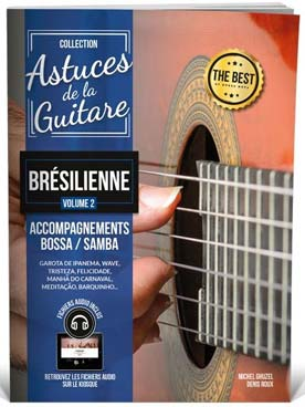 Illustration astuces guitare bresilienne vol 2