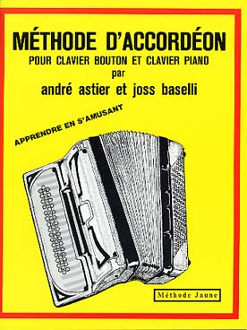 Illustration astier/baselli methode jaune apprendre.