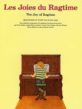 Illustration joy of ragtime (ed. francaise)