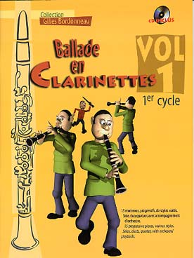 Illustration bordonneau ballade clarinettes cyc 1 v 1