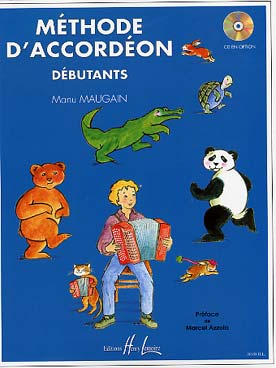Illustration maugain methode d'accordeon vol. 1