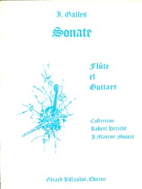 Illustration galles sonate