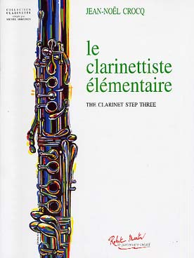 Illustration crocq le clarinettiste elementaire