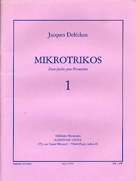 Illustration delecluse mikrotrikos i
