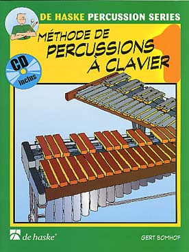 Illustration bomhof methode percussions clavier+cd 1