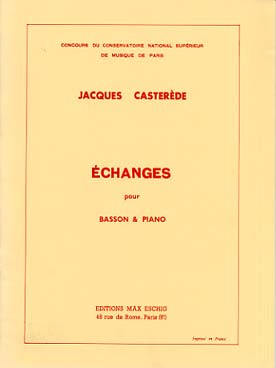 Illustration casterede echanges