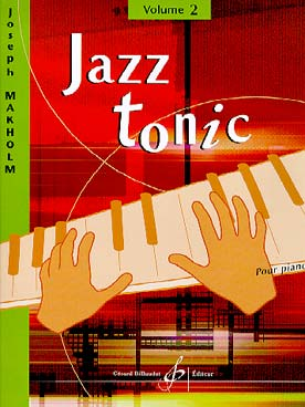 Illustration makholm jazz tonic vol. 2