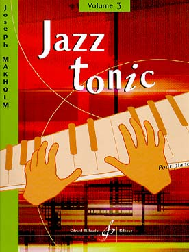 Illustration makholm jazz tonic vol. 3