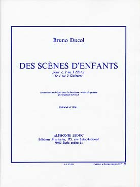 Illustration ducol scenes d'enfants