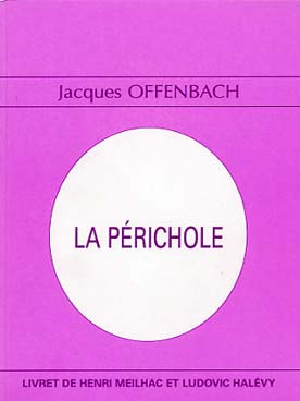 Illustration offenbach la perichole