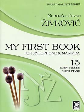 Illustration zivkovic my first book xylo/marimba vl 1
