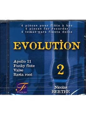 Illustration berthe evolution vol. 2