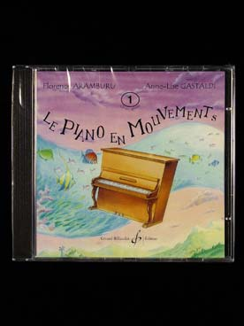 Illustration aramburu/gastaldi piano en mouvement cd