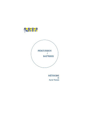 Illustration vercken percussion batterie