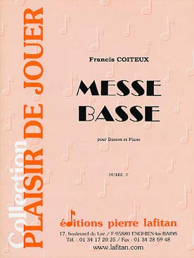 Illustration coiteux messe basse