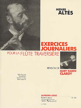 Illustration altes exercices journaliers (rev clardy)