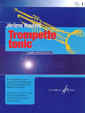 Illustration naulais trompette tonic avec cd vol. 1