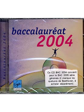 Illustration education musicale cd baccalaureat 2004