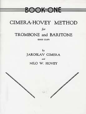 Illustration cimera/hovey methode trombone vol. 1