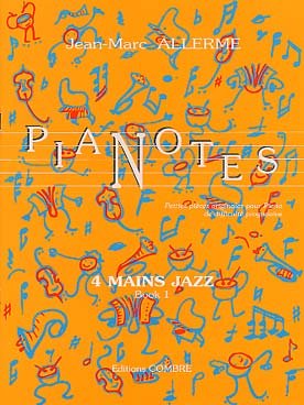 Illustration allerme jm pianotes jazz book 4 mains v1
