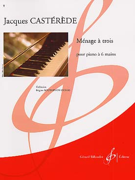 Illustration casterede menage a trois (piano 6 mains)