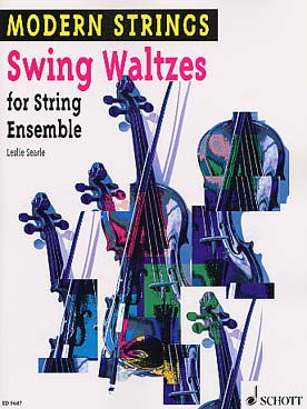 Illustration searle modern strings vol. 5 : valses