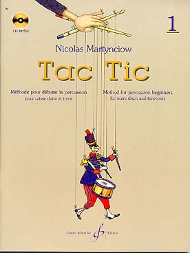 Illustration martynciow tac tic vol. 1