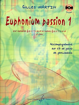 Partitions Tuba/Saxhorn/ <br> Euphonium  avec support audio