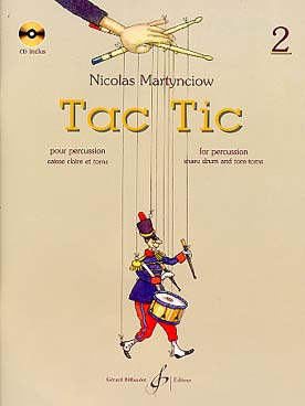 Illustration martynciow tac tic vol. 2