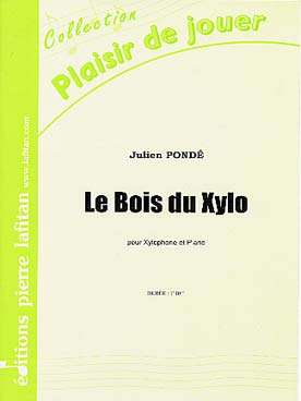 Illustration ponde bois du xylo (le)