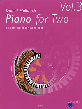 Illustration hellbach piano for two vol. 3